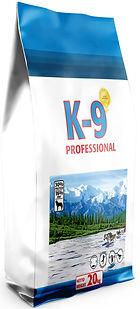 K-9 Losos hrana za pse 20 kg