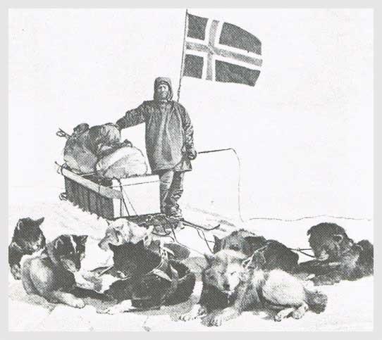 Prva ekspedicija na sjeverni pol