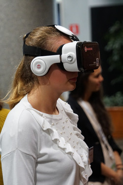 ATC VR glasses