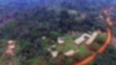 mission Spiritaines de Moangue le Bosquet à l'est du Cameroun