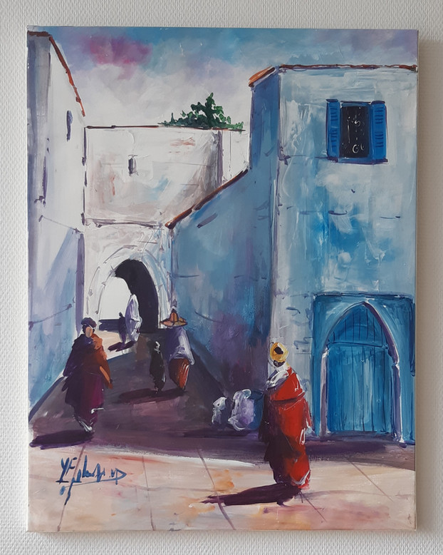 Youssef Ohmaid (Chefchaouen),  2019