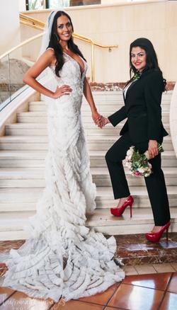 The LGBTQ Brides