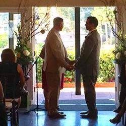 The LGBTQ Wedding Ceremony