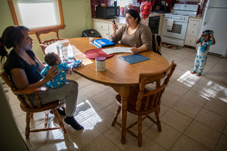 The Connection: Addressing Child Welfare Through Housing