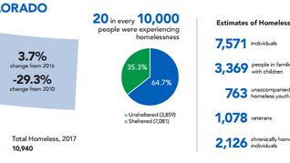 HUD Releases 2017 Annual Homeless Assessment Report