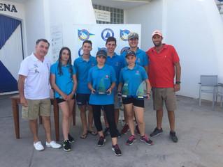 Natalia Torres campeona absoluta y Alba Sierra Campeona de su categoría en Benalmádena.