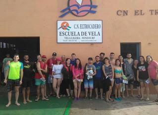 DEPORTE, NATURALEZA Y DIVERSIÓN SE JUNTAN DURANTE LA JORNADA DE PUERTAS ABIERTAS DEL CLUB NÁUTICO EL