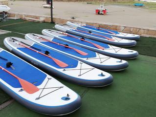 Paddle Surf con El Trocadero
