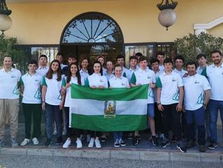Andalucía Campeona de España de Laser 4.7