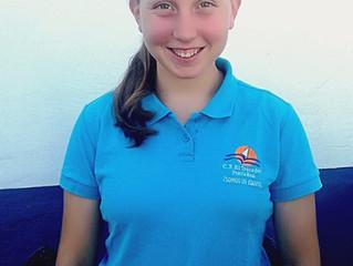 Natalia Torres clasificada con el Equipo Español