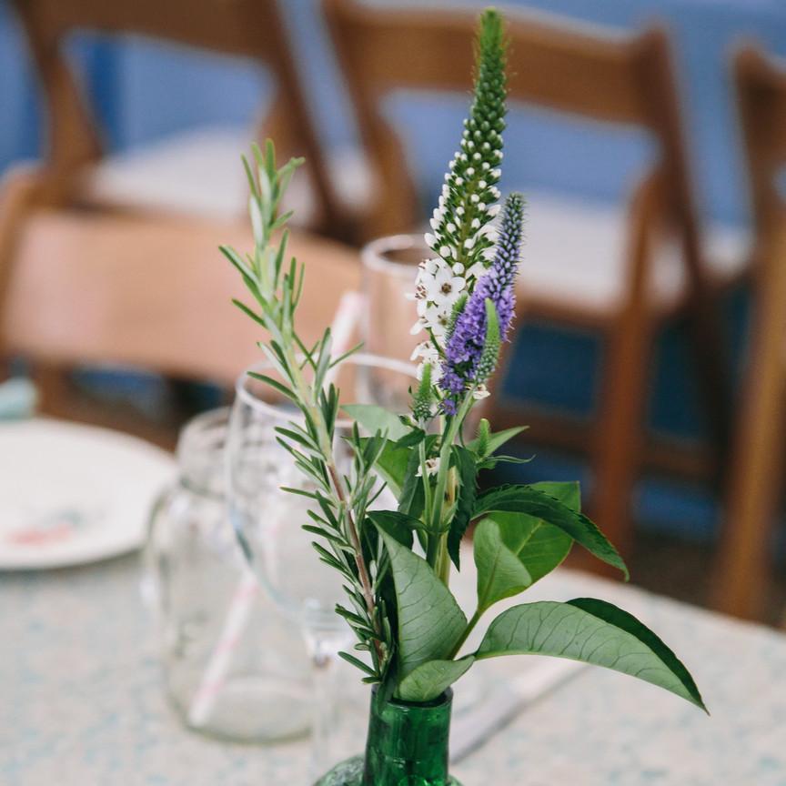 Bud Vase Florals