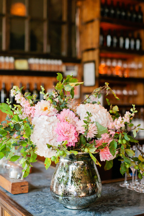 Large Summer Floral Arrangement