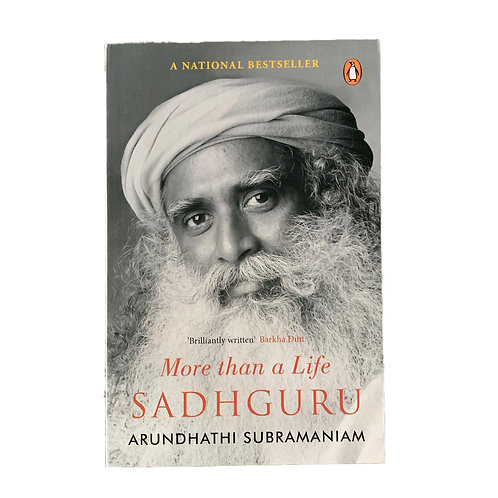 More than Life : Sadhguru
