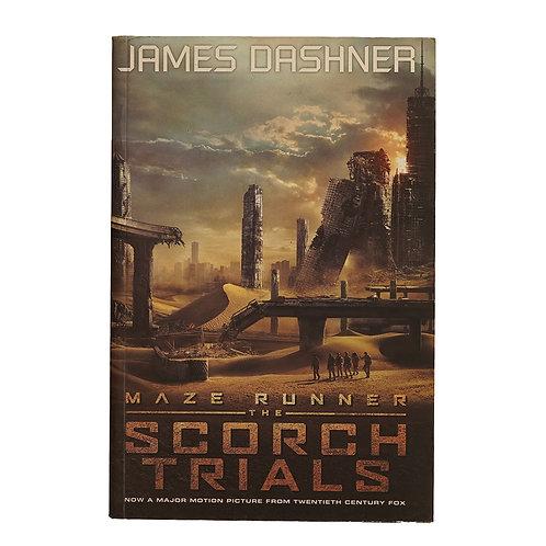 The Scorch Trials: (Maze Runner Series Part 2)