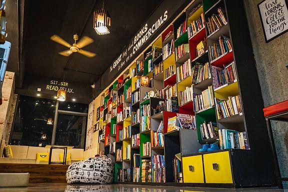 Kitabi Chai Book Shelf