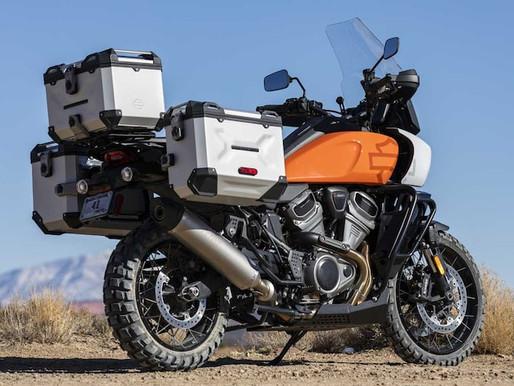 Harley Davidson | The Oldest Off-Roader