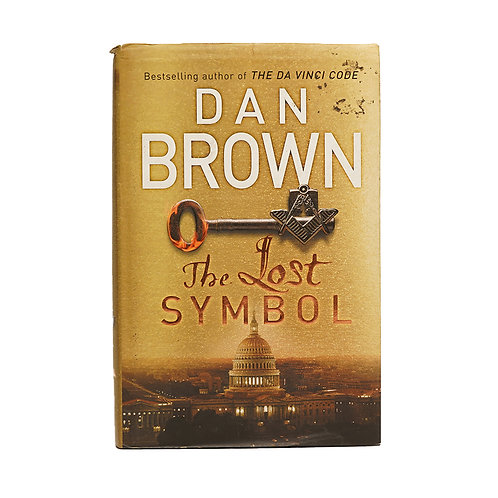 The Lost Symbol : (Robert Langdon - Book 3)