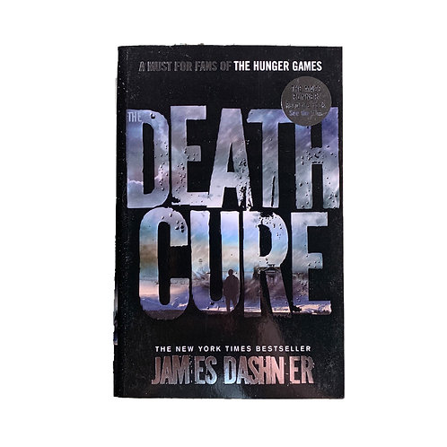 Death Cure : The Maze Runner Part 3