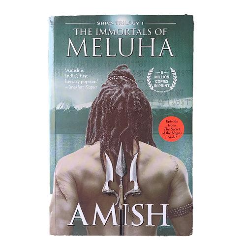The Immortals of Meluha (Shiva Trilogy Book 1)