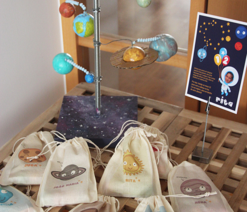 Festa Sistema Solar