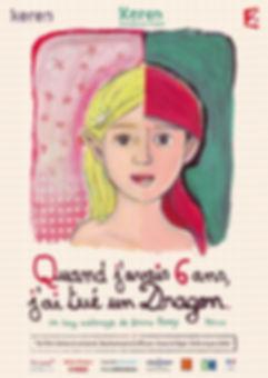 Pierre David compositeur Quand j'avais 6 ans j'ai tué un dragon