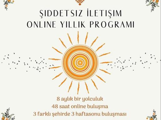 Şiddetsiz İletişim Online Yıllık Seminer