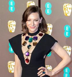 Cate Blanchett X BAFTAS