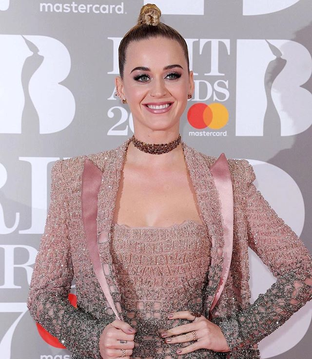 Katy Perry X Brits