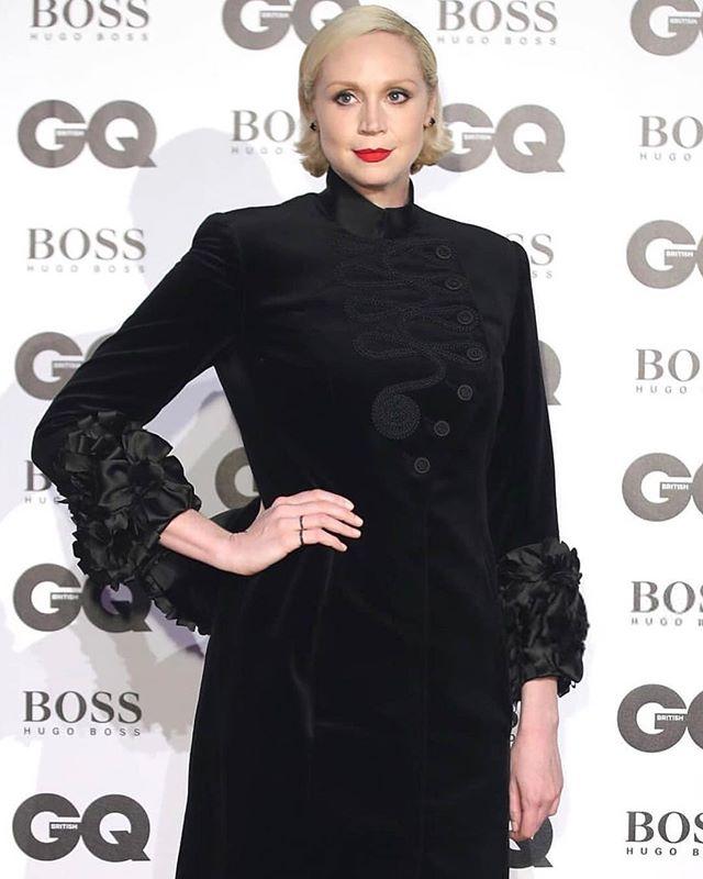 Gwendoline Christie X GQ