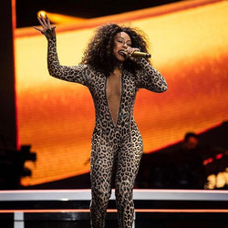 Mel B X 2019 Spice girls tour