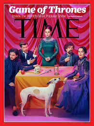 GOT X Time by Miles Aldridge