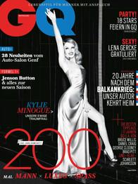 Kylie X GQ Germany