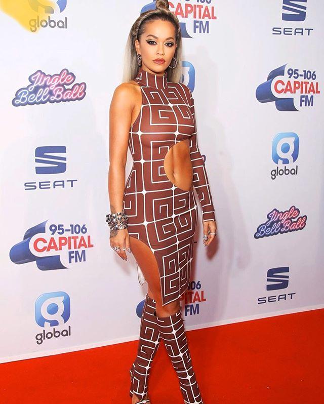 Rita Ora X Capital Summertime Ball