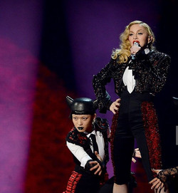 Madonna X Brits