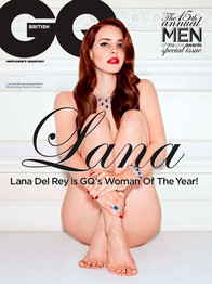 Lana Del Rey GQ Woman of the year