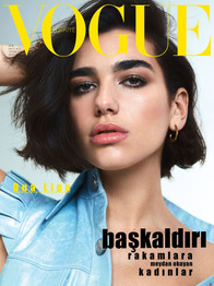 Dua Lipa X Vogue Turkey