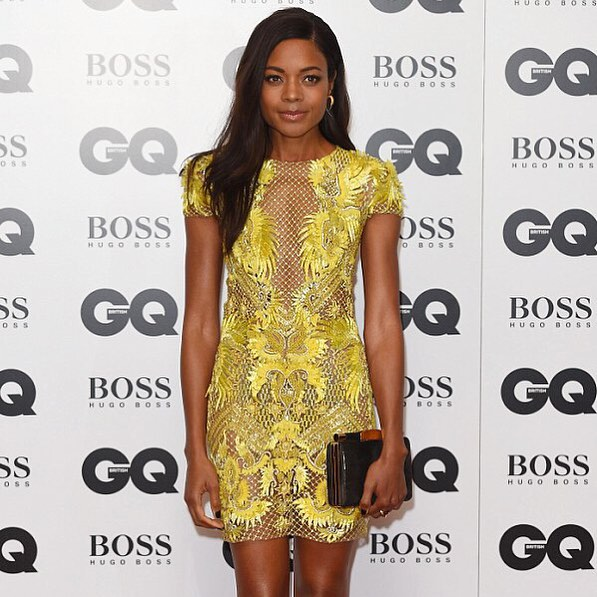 ✨Naomie Harris X GQ awards