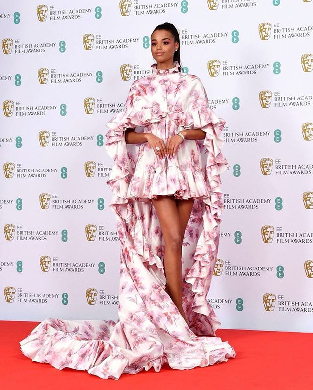 Ella Balinksa X BAFTA