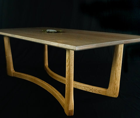 Kahena Coffee Table | Red Oak
