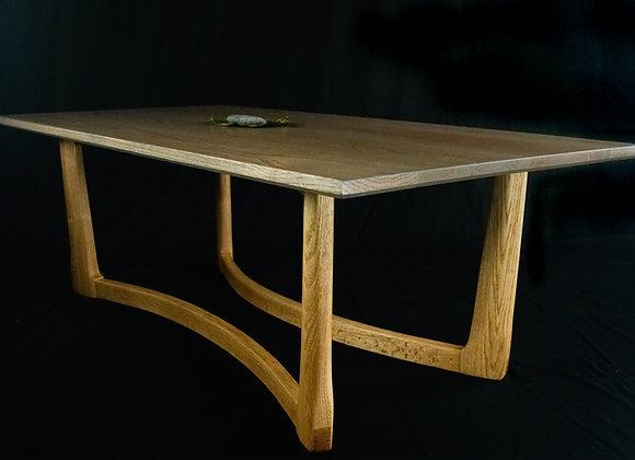 Kahena Coffee Table | Red Oak