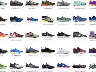 Las zapatillas mas populares del 2017.