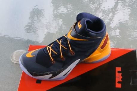 NIKE LEBRON ZOOM SOLDIER 8 FLYEASE