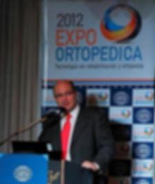 favio montane, ortopedia, ortesis y protesis, expo ortopedica,