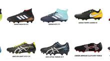 A menos de un mes del Mundial,                                 te recomendamos botines de fútbol !!