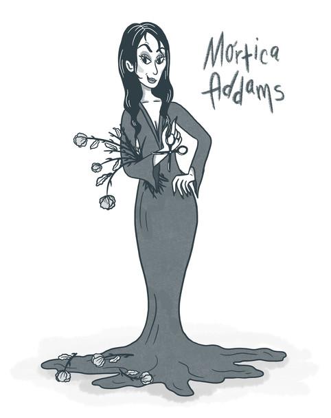 Mortica Addams