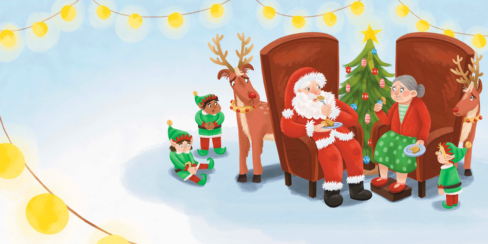 Santa Claus' Family