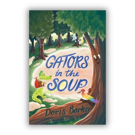 Gators in the Soup Cover