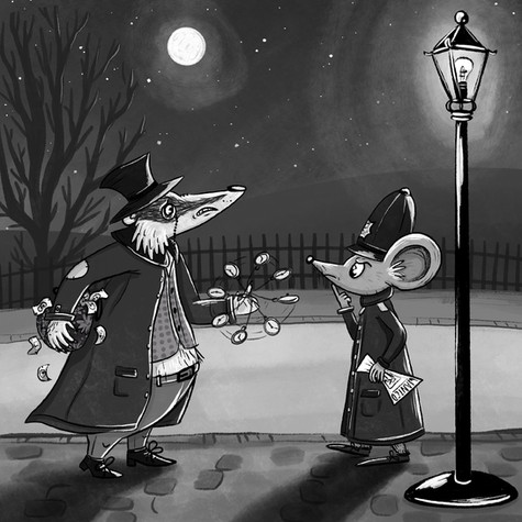 Detective and Thief