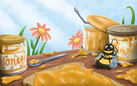 """""""What Does a Bee Do?"""""""