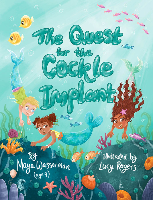 The Quest for the Cockle Implant Front Cover